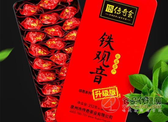 七泡过后仍有余香,安溪乌龙茶之传奇会铁观音价格多少?