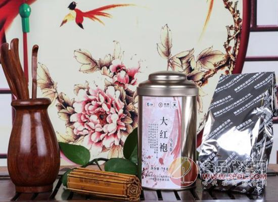 饮后口齿留香久不散,中茶大红袍乌龙茶价格多少?