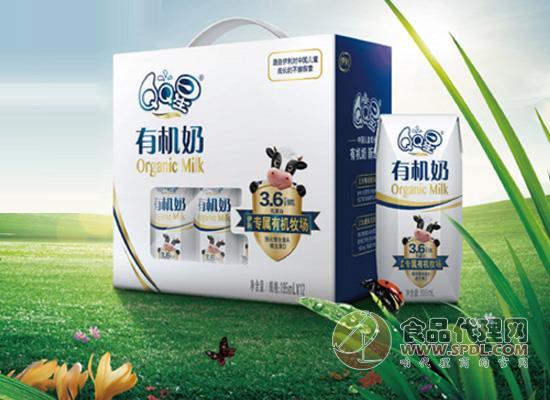 守护儿童健康,伊利QQ星有机奶多少钱一盒?