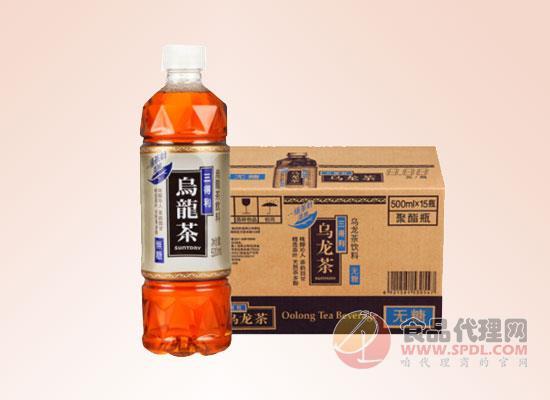 三得利乌龙茶饮料的价格是多少?