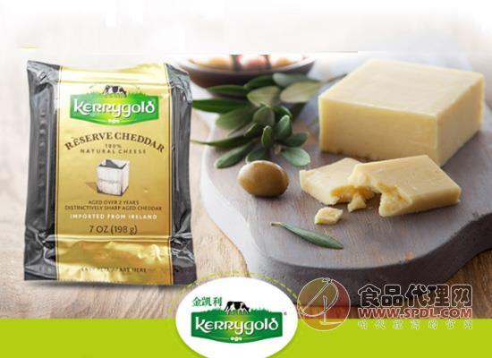 质地柔软口感嫩滑,金凯利切达奶酪价格多少?