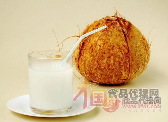 发酵椰子汁