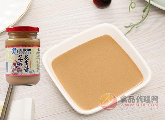 拌菜火鍋需要它,王致和芝麻花生醬價格多少?