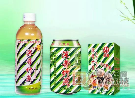 深普竹蔗饮料