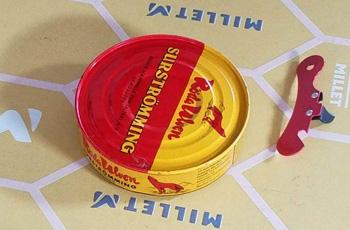 瑞典鲱鱼罐头