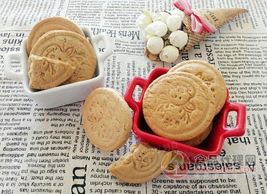 教你燕麦粗粮饼干的做法,亲手制作的饼干才会更好吃