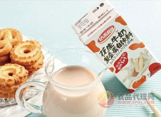 早餐好选择,达利园花生牛奶价格是多少?