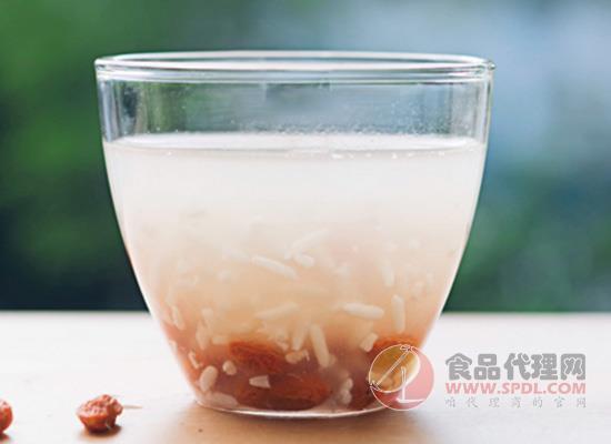 纯手工酿制更天然,九江特产蜂蜜米露价格是多少?