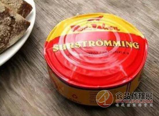 臭与不臭看个人口味,瑞典鲱鱼罐头价格多少?