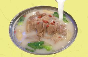 自制羊肉汤