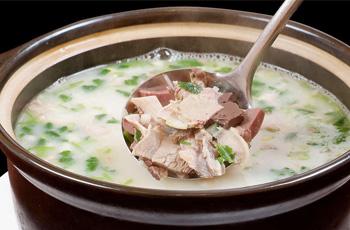 美味羊肉汤