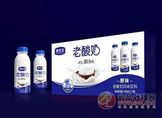 年关在即,路尼亚老酸奶或成热销年货?