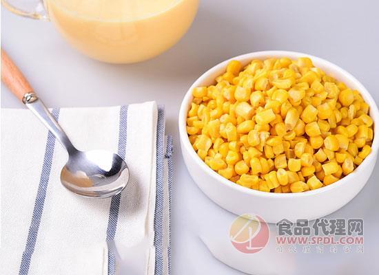 玉米罐头价格多少?好吃不贵,还是记忆中的那个味道