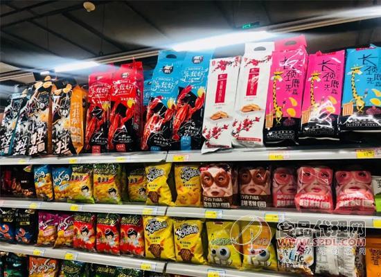 零食包装变大化,行业为何掀起大包装零食热潮?