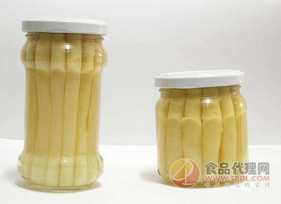 芦笋罐头功效有哪些?富含维生素和纤维素帮助身体去油腻!