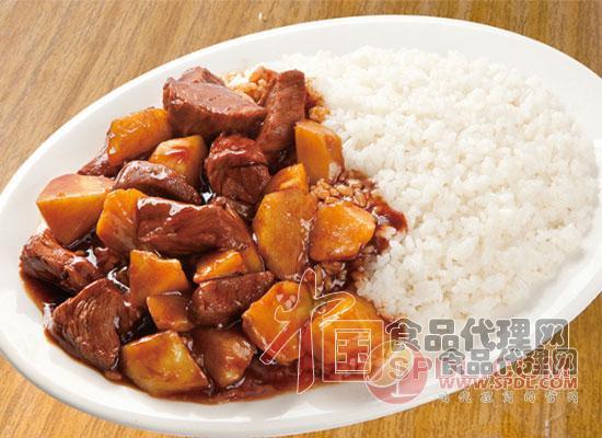 厨师自热米饭