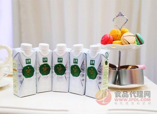 伊利金典推出高端娟姗牛奶,开启你贵族般消费旅程!