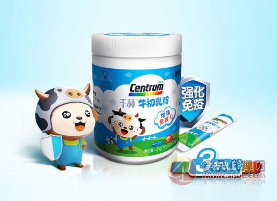 独立包装食用更方便,千林牛初乳粉价格多少?