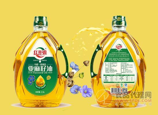 为孕妇提供油补,内蒙古红井源亚麻籽油价格是多少?