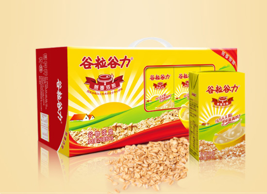 喝出健康好味道,谷粒谷力粗粮饮料价格多少?