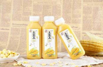 玉米汁粗粮饮料
