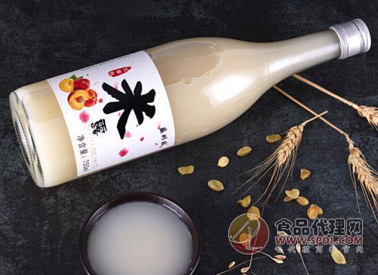 养生专属饮料,玫瑰街蜂蜜米露价格是多少?