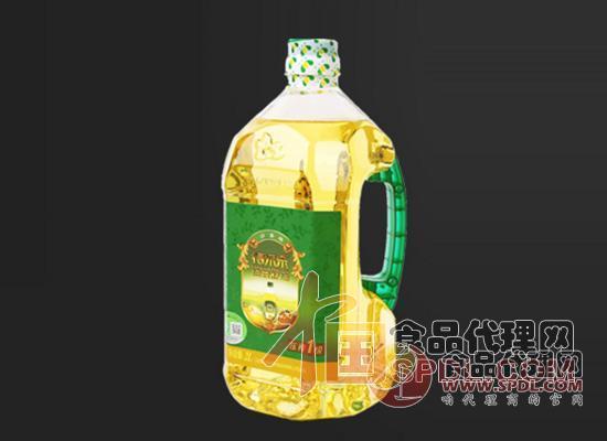 得尔乐有机山茶籽油