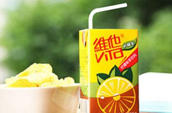 维他柠檬茶