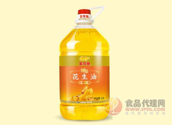 尽享滴滴香浓,金龙鱼花生油价格是多少?