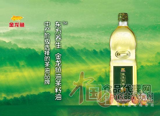 金龙鱼油茶籽油