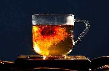 胖大海泡茶