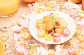 进口水果糖