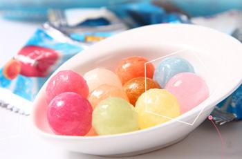 儿童水果糖