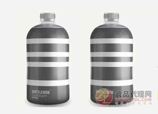 可口可乐不断加码健康饮品分类,开始投资Dirty Lemon功能饮料!
