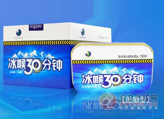 四季常青润喉糖价格是多少?