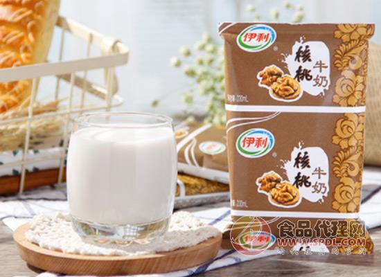 开启营养每一天,伊利核桃奶价格多少?