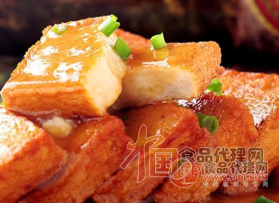 盐津铺子鱼豆腐干