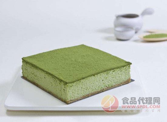 掌握这个抹茶粉的制作,让你轻松吃到美味的抹茶蛋糕