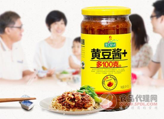 全新升级加量不加价,欣和黄豆酱价格多少?