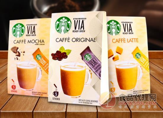 随时随地享美味,星巴克速溶咖啡价格多少?