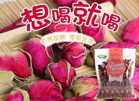 养生与健康同行,贡苑玫瑰花茶价格是多少?
