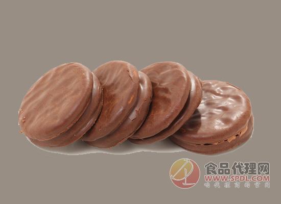 层层巧克力包裹的美味,达利园巧克力派价格是多少?