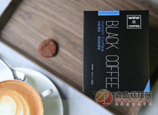 加班更效率,沃欧速溶黑咖啡价格是多少?