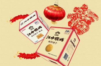 江中猴菇饼干