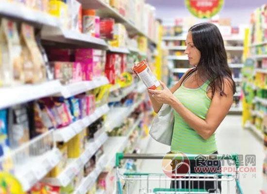 食品如何在货架上变得更显眼?这三个方面很关键!