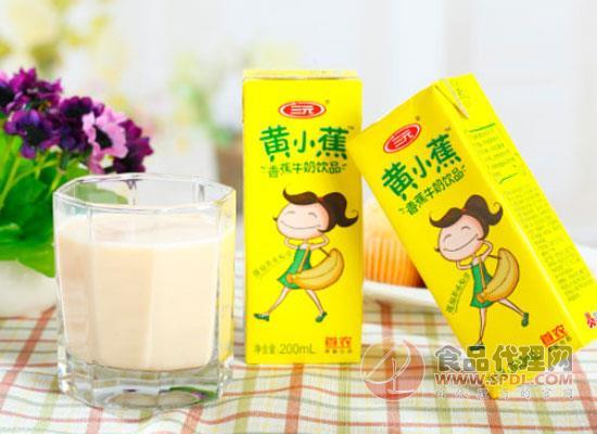 好喝更营养,三元黄小焦牛奶价格是多少?
