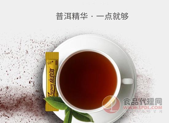 好茶更养生,帝泊洱普洱速溶茶价格是多少?
