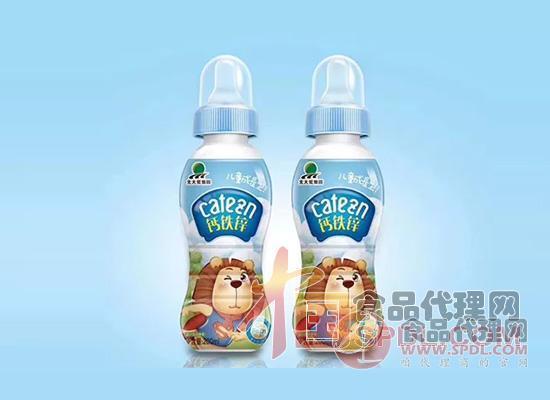 钙铁锌儿童成长饮品