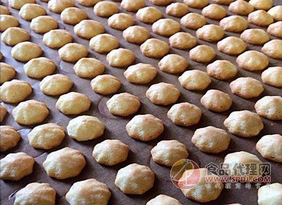 饼干的做法很简单,一款蛋香味儿童饼干的做法推荐给您!