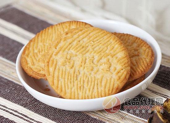 家常版猴菇饼干的做法详解,养胃饼干竟是这样做成的!